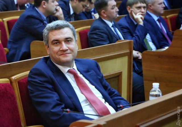 Председатель Одесского облсовета Анатолий Урбанский уходил от налогов с помощью оффшоров