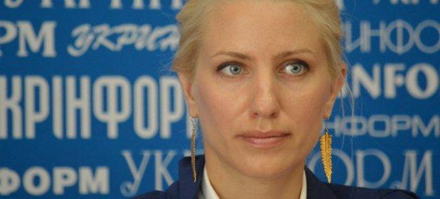 Депутат Светлана Залищук покрасовалась в модных лубутенах