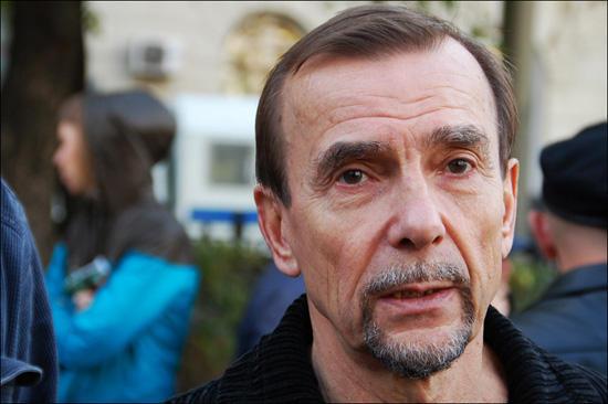 Лев Пономарев. Или бегство, или тюрьма