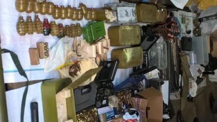 Армейская мафия украла из зоны АТО колоссальный арсенал оружия