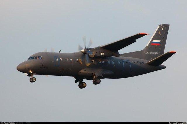 «Антонов» требует у России $5 млн за товарный знак «Ан-140»