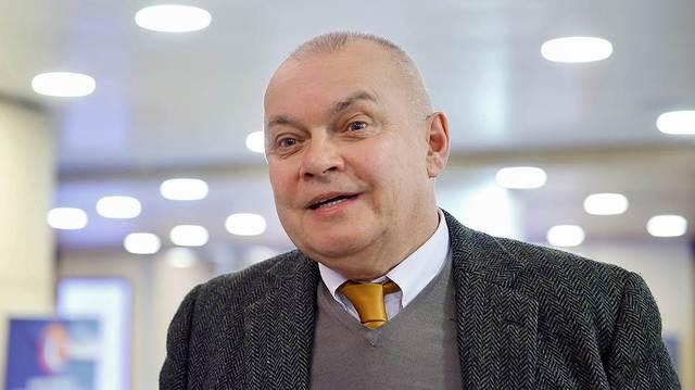 Киселев признал использование поддельного документа в эфире «Вестей недели»