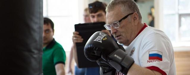 Владимир Жириновский предложил запретить партию «Яблоко»