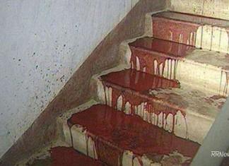 Десять этажей залиты кровью. Девочка убегала от убийцы