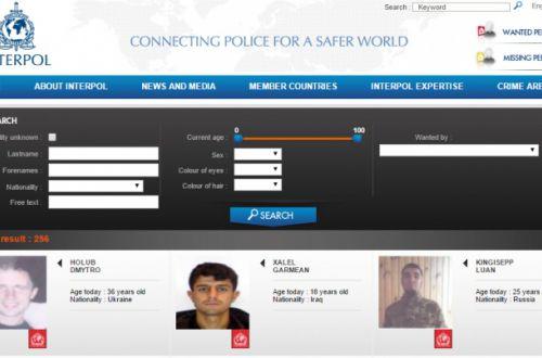 «Интерпол» взялся за потенциальных похитителей водителя BlaBlaCar