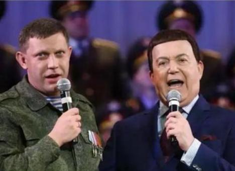 Кобзон согласился ехать на «Евровидение»