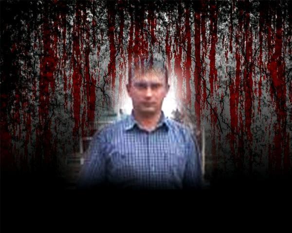 Российские военные преступники: майор Александр Изотов