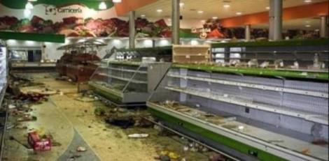 Суды линча и штурмы супермаркетов толпой: будущее России на примере Венесуэлы