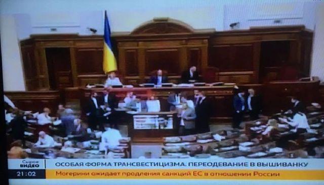 Телеканал Кивалова сравнил День вышиванки с трансвестизмом