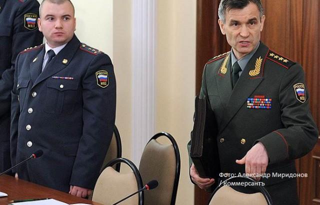 В Москве отставленный за отказ разогнать митинг майор полиции подал в суд на начальство