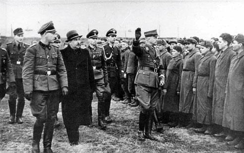 Деревенское быдло из НКВД