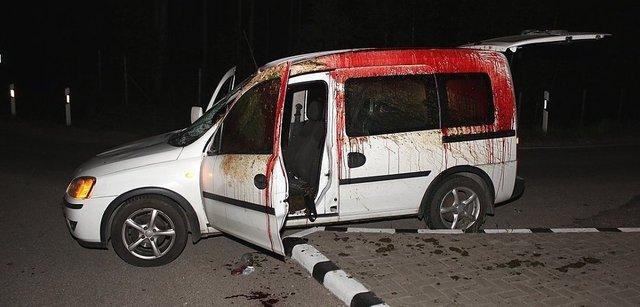 Жуткое ДТП в Литве потрясло даже полицию – автомобиль был залит кровью