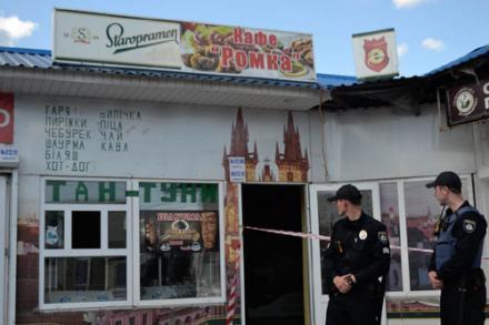 Показательный расстрел. Азербайджанца убили в рыночном кафе с его именем