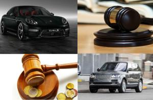 Миллион долларов — стоимость автопарка Хозяйственного суда Харьковской области