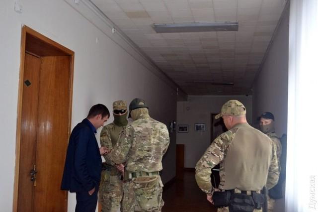 Генпрокуратура и СБУ обыскивают офис соратника Саакашвили и помещение губернаторского фонда