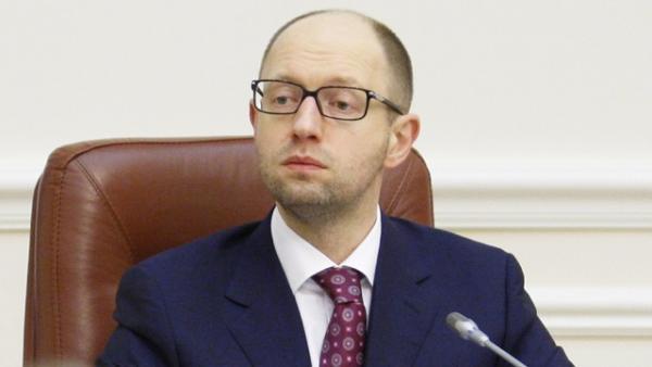 В АМКУ проверят монополию Яценюка на сбыт лопнувших банков