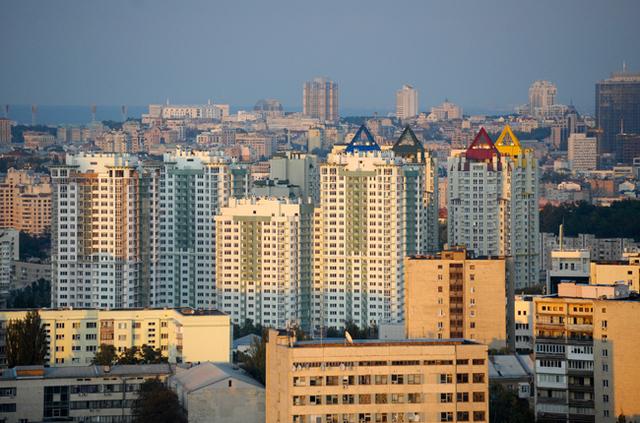 Крыша поехала. Киев становится эпицентром гигантской строительной аферы