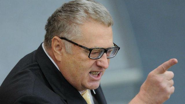 Жириновский предлагает ограничить количество половых актов для россиян