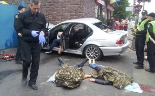 В жутком винницком ДТП погибли две 23-летних сотрудницы Нацполиции