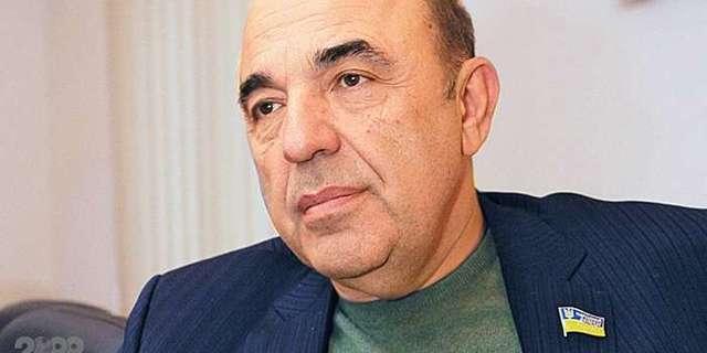 Рабинович заявил, что «Оппоблок» работает на власть