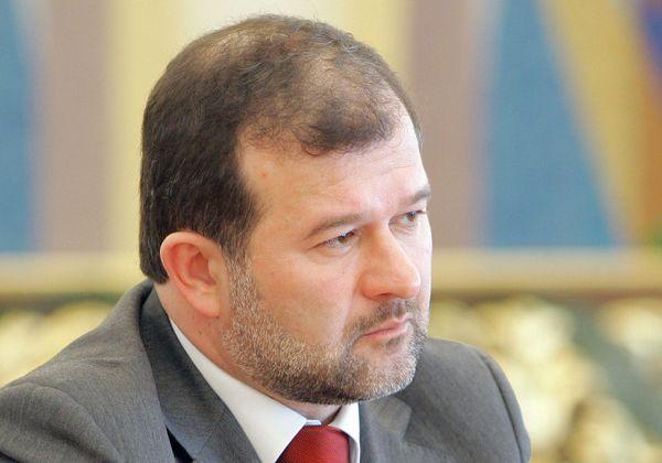 Балога назвал партии, которые финансируются из «черной бухгалтерии» Порошенко