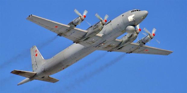 Российские военные самолеты нарушили воздушное пространство Японии