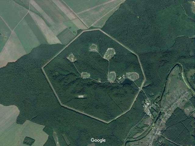 Около украинской границы обнаружили российскую военную базу сядерным оружием