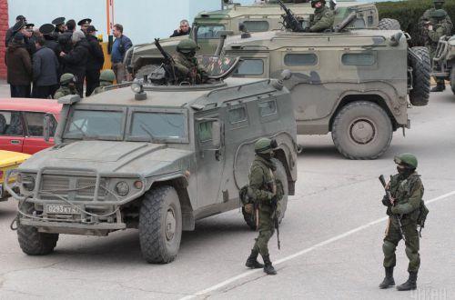Крымчане: вДжанкое стрельба, интернет отключен повсему городу
