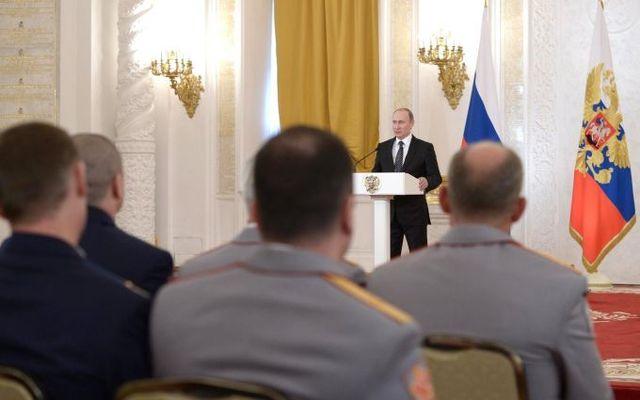 Крымское обострение: что задумал Путин