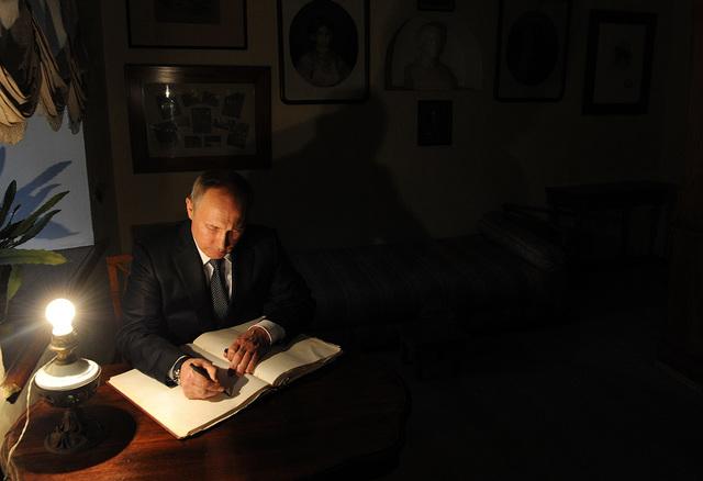 The Washington Post: «Путин окончательно становится оруэлловским персонажем»
