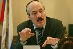 Абдулатипов угрожает журналистам?