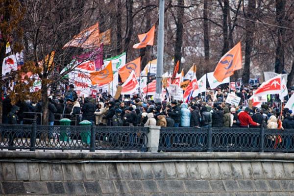 Перед Путиным замаячил призрак сепаратизма в России