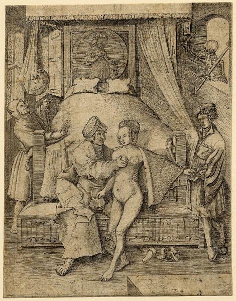 проститутки в средневековье