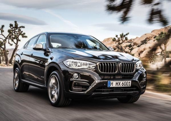 Прокурорская жена сумела купить BMW X6 в 10 раз дешевле стоимости авто