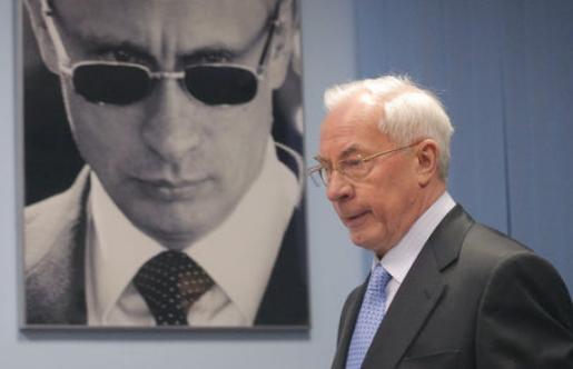 Азаров назвал Януковича мелкой енакиевской шантрапой, а Гордона – идиотом