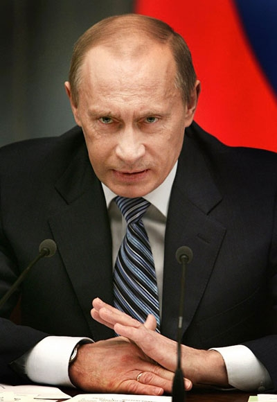 Путин разжаловал силовиков в академики