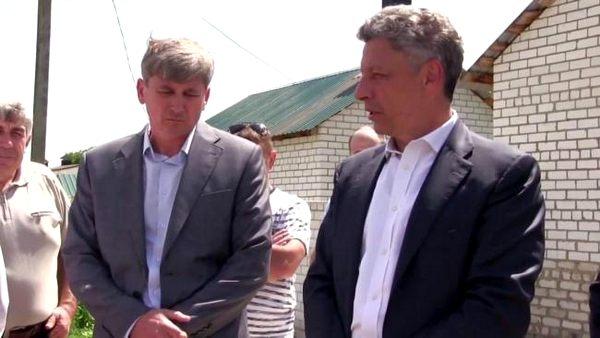 Как кандидат от «Оппоблока» «кинул» жителей Станично-Луганского района Луганской области