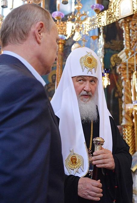 """Патриарх Кирилл - истинный пастырь лопнувшего """"Пересвета"""""""