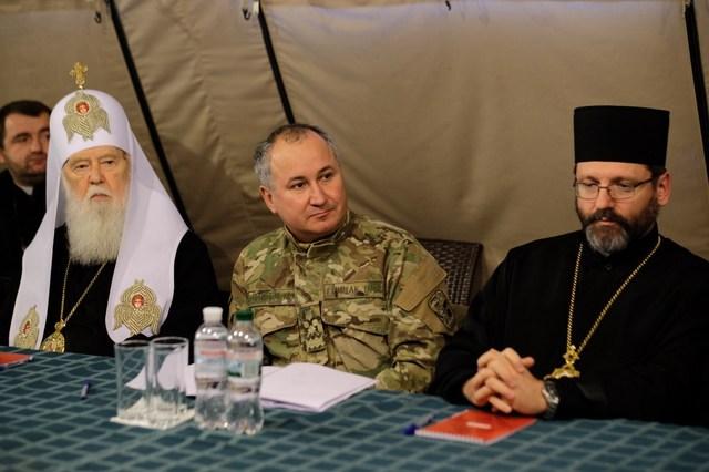 Грицак рассказал о задержании офицера-агента РФ прямо во время интервью