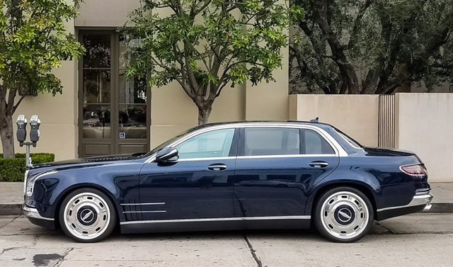 Mercedes benz for Mercedes benz s600 royale