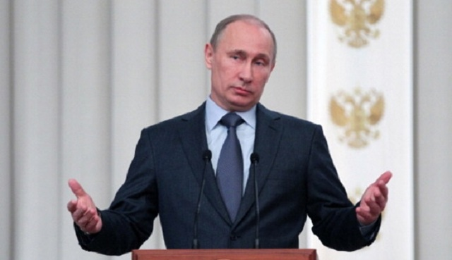 Кандидат Путина в президенты Украины