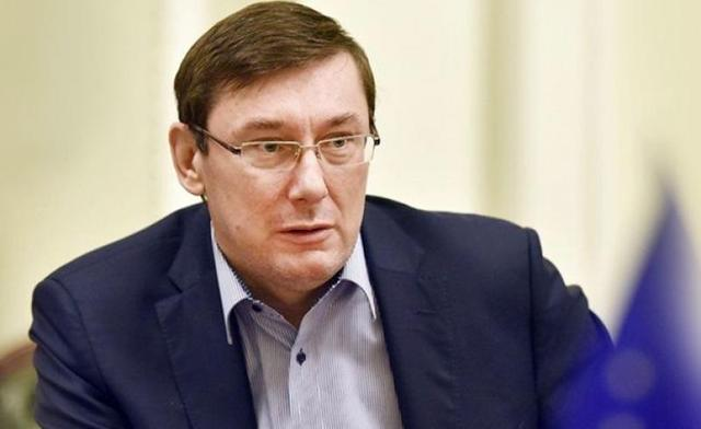 Янукович признал Порошенко Президентом - Луценко