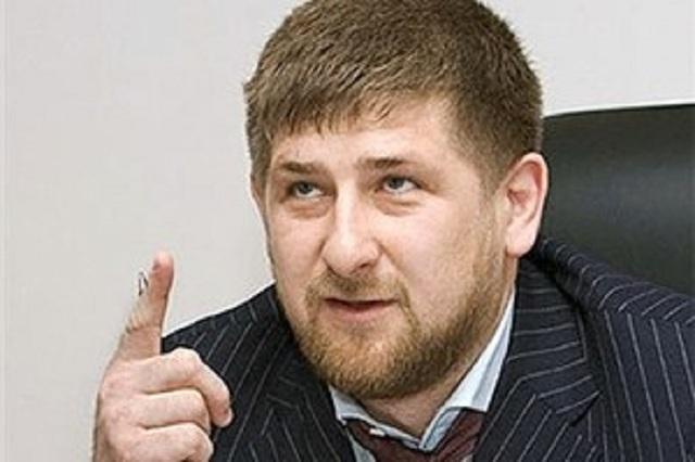 Предновогодний «отрыв» Кадырова
