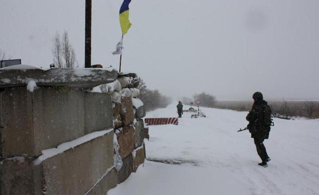 В зоне АТО погибли двое украинских военных