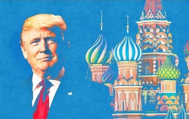 Русские спецслужбы пасут Трампа уже 30 лет – Милов