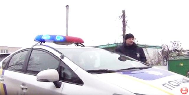 «Активисты» устроили потасовку с патрульными