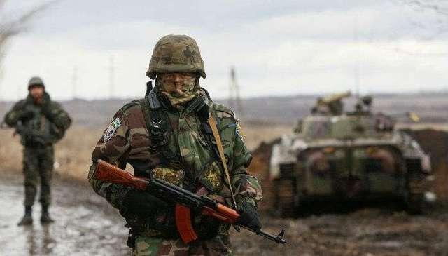 Бойцы АТО не смогут разорвать контракт во время прохождения службы - Андрусяк