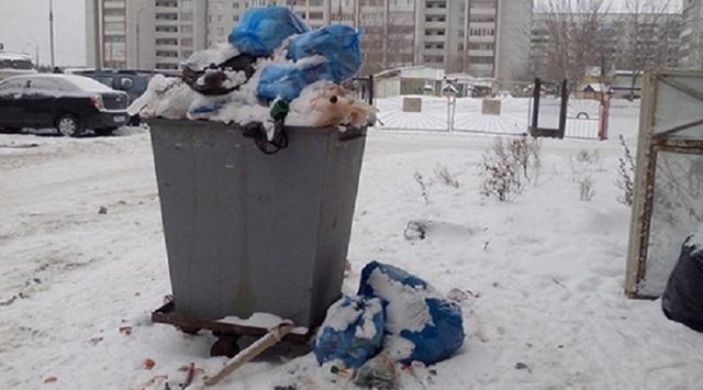 На Донбассе разыскивают мать-убийцу, которая выбросила младенца в мусорку