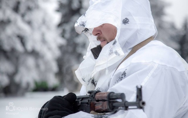 После выполнения боевого задания пропали трое бойцов ВСУ