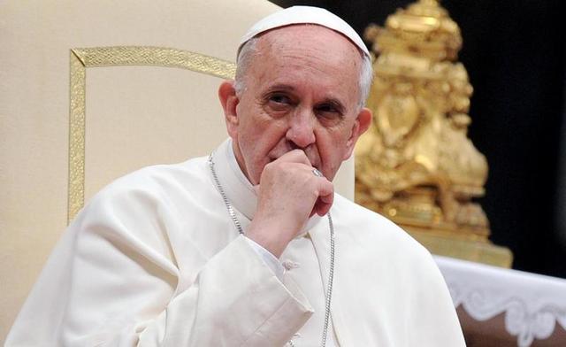 Папа Римский сделал заявление по ситуации на Донбассе